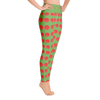 Seeded Watermelon High Waist Yoga Leggings