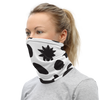 Cow Print Neck Gaiter