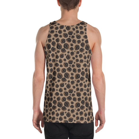 Durian Cheetah Unisex Tank Top