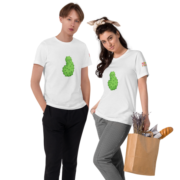 Soursop Unisex Organic Cotton T-Shirt