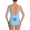 Passionfruit One-Piece Swimsuit