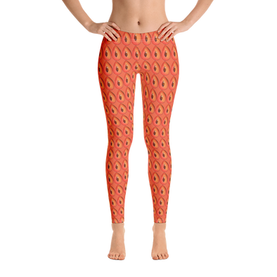 Mamey Yoga Leggings
