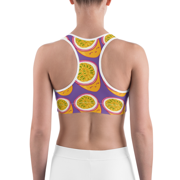 Passionfruit Sports bra
