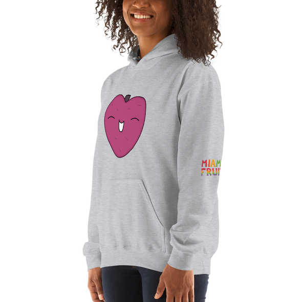 Custard Apple Hooded Sweatshirt *Multiple Colors*