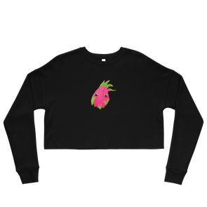 Pitaya Crop Sweatshirt