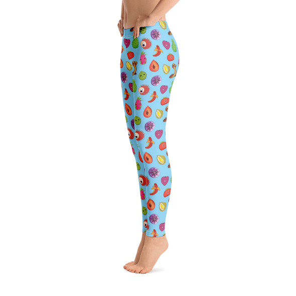 Miamifruit Salad Leggings