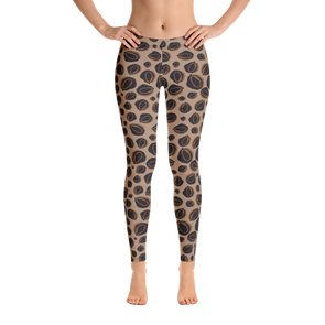 Durian Leopard Leggings