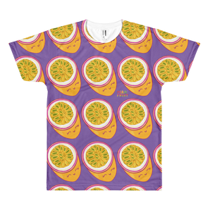 Passionfruit Short Sleeve Adult t-shirt