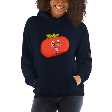 Persimmon Hooded Sweatshirt
