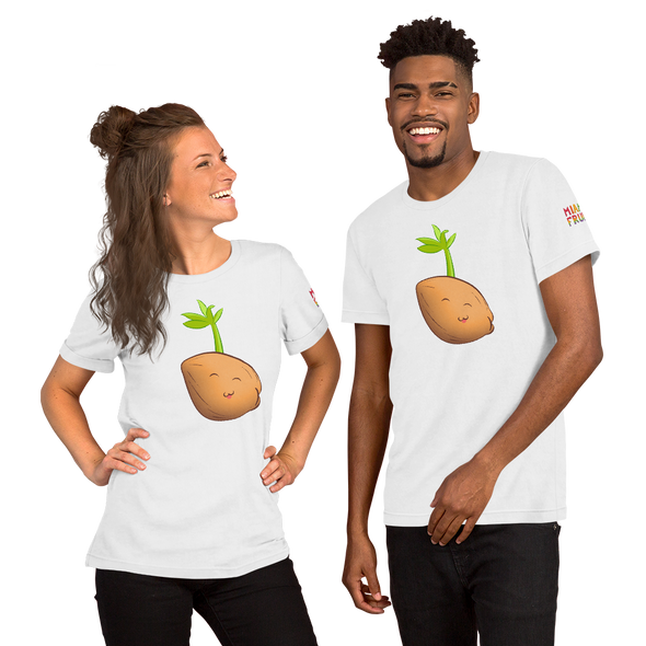 Sprouted Coconut Short-Sleeve Unisex T-Shirt *Multiple Colors*