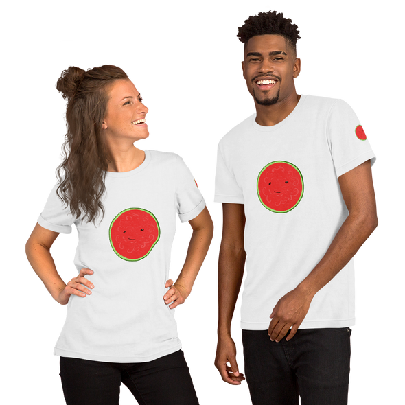 Watermelon Short-Sleeve Unisex T-Shirt