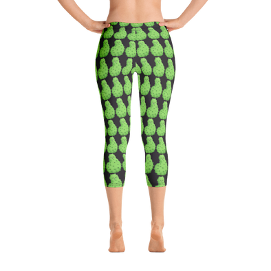 Soursop Capri Leggings