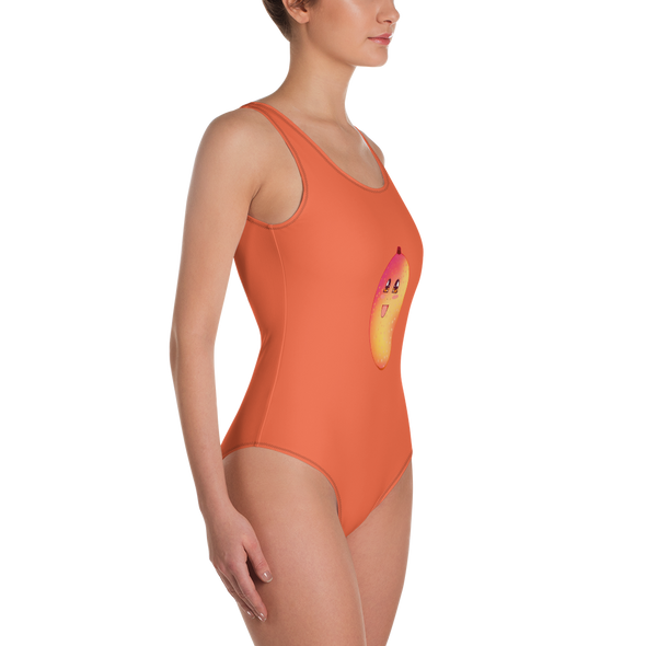 Mango One-Piece Swimsuit