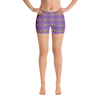 Purple Passion Shorts