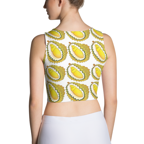 Durian Heaven Crop Top