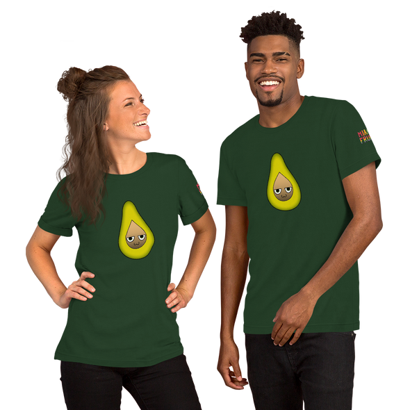 Avocado Short-Sleeve Unisex T-Shirt