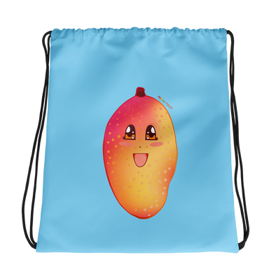 Mango Drawstring Bag