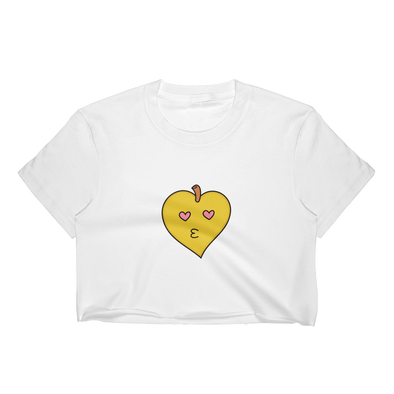 Eggfruit Crop Top