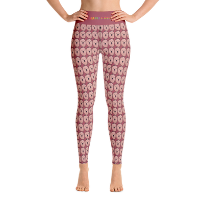 Sapodilla High Waist Yoga Leggings