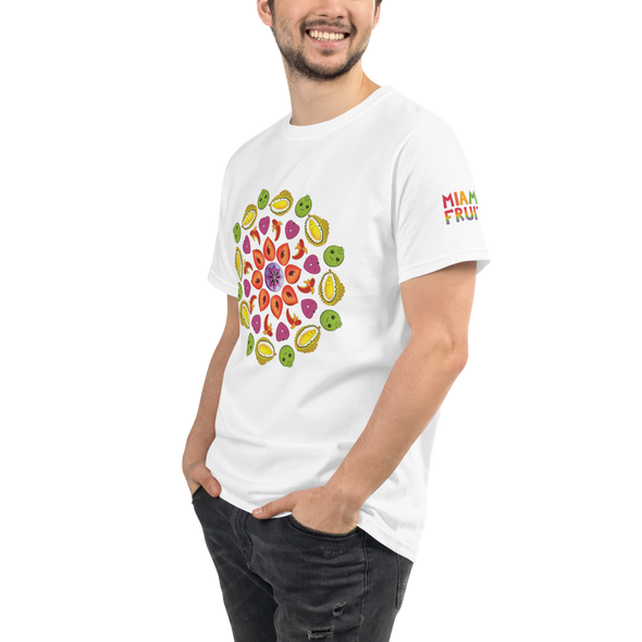 Organic Cotton Mandala T-Shirt