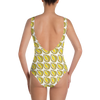 Durian One-Piece Swimsuit