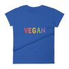 Vegan Women's short sleeve t-shirt