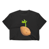 Sprouted Coconut Crop Top