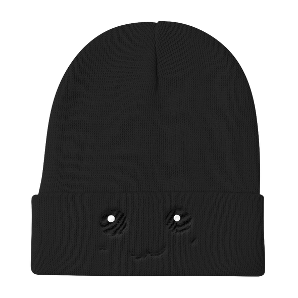 Black Sapote Knit Beanie *Multiple Colors*
