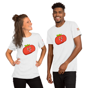 Persimmon Short-Sleeve Unisex T-Shirt