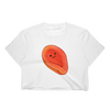 Papaya Crop Top