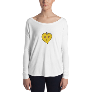 Eggfruit Long Sleeve Tee