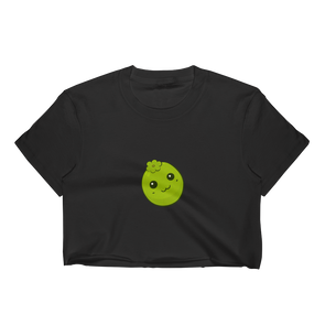 Black Sapote Crop Top