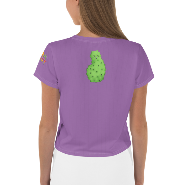 Soursop Crop Tee
