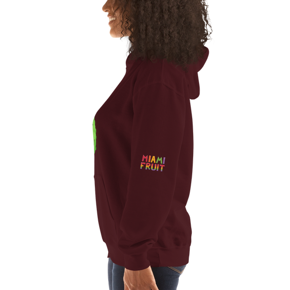Soursop Hooded Sweatshirt *Multiple Colors*