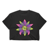 Passionfruit Flower Women's Crop Top