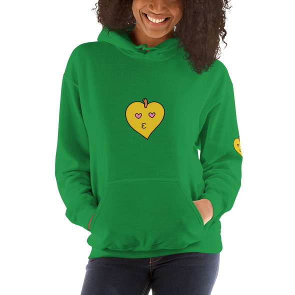 Eggfruit Hooded Sweatshirt *Multiple Colors*