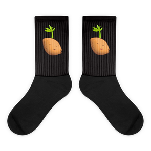Sprouted Coconut Socks