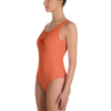 Papaya One-Piece Swimsuit