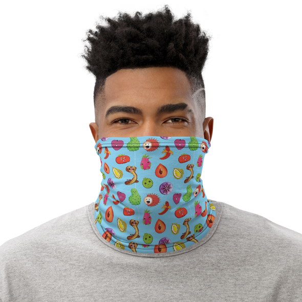 Fruit Salad Neck Gaiter