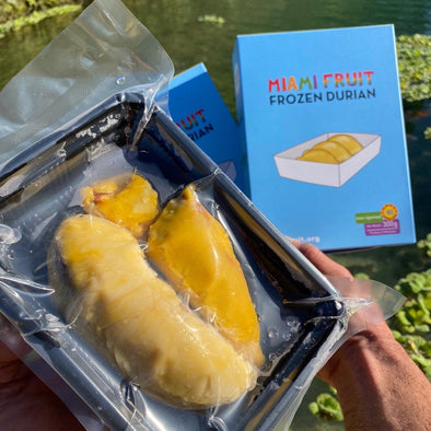 Musang King Durian Trays