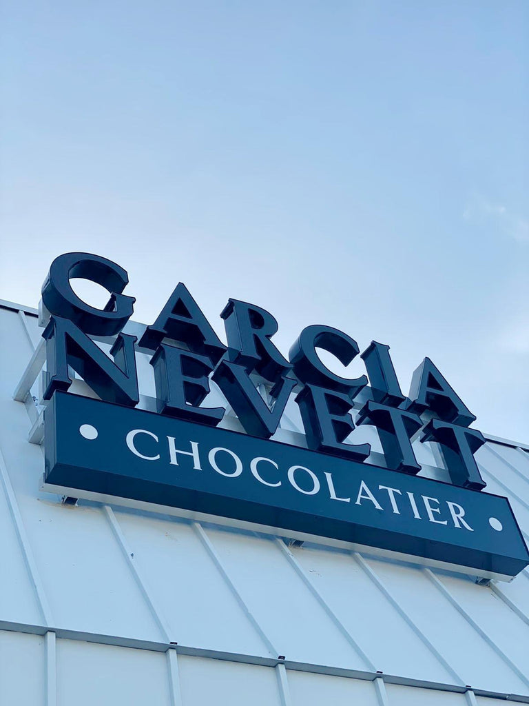 Re-opening the store | Garcia Nevett Chocolatier de Miami