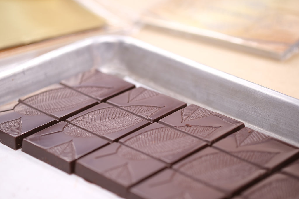 New Chocolate Bars at Garcia Nevett Chocolate shop in Miami