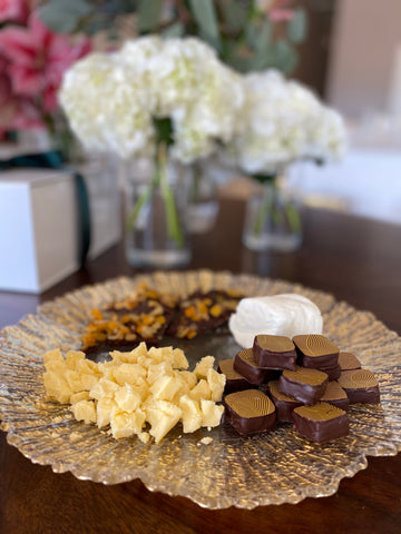 Chocolate and Cheese Pairing | Garcia Nevett Chocolatier de Miami