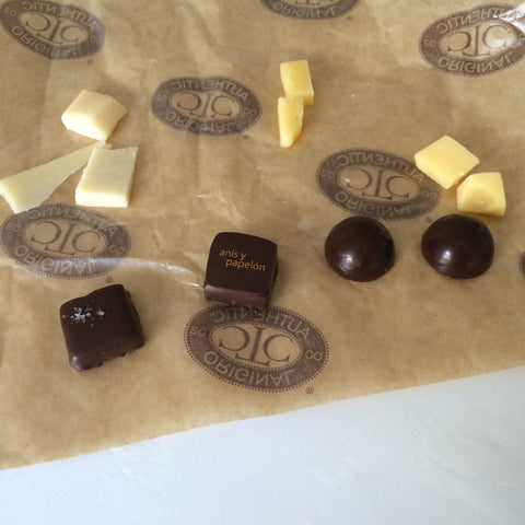 Ahead of the trend: chocolate and cheese pairing in 2015