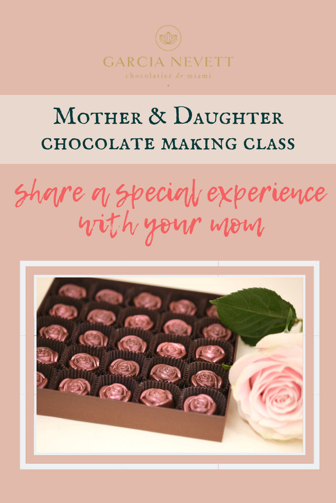 Mother's Day Truffle and Chocolate Making Class