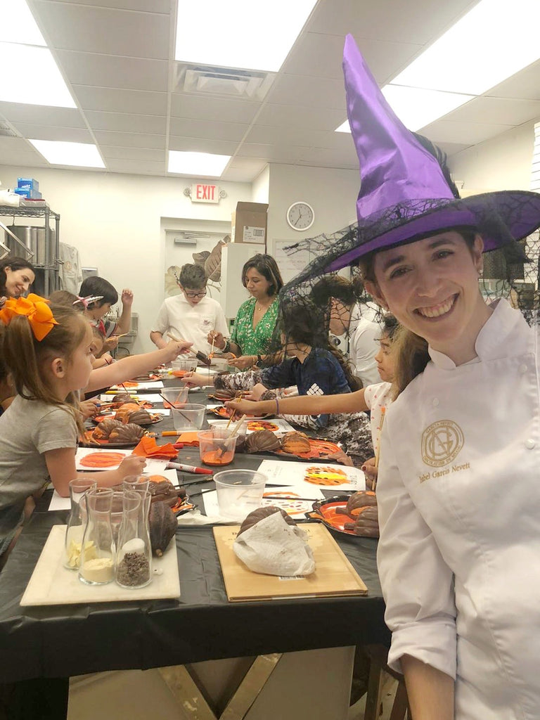 Halloween Chocolate Events!