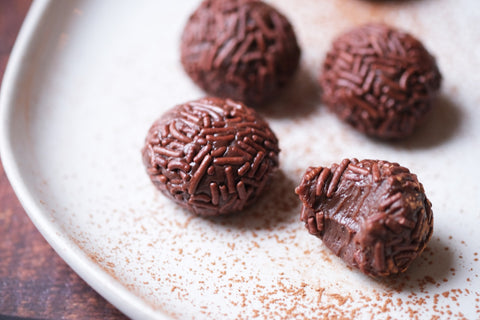 brigadeiros by garcia nevett chocolates in Miami