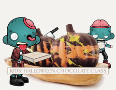 halloween chocolate class in Miami