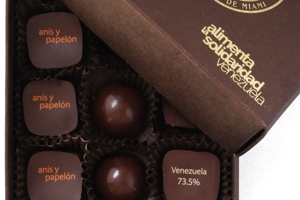 Alimenta la Solidaridad Chocolate Box