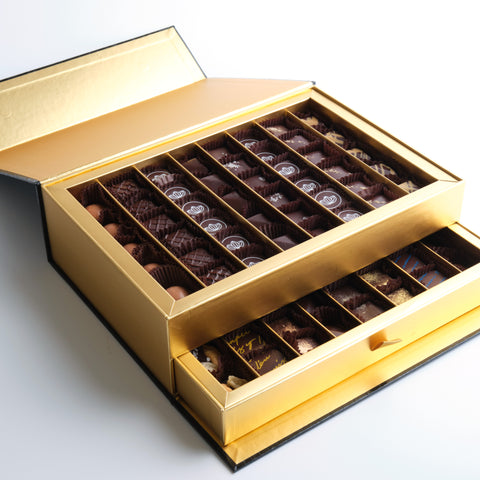 Luxury Chocolate Chest